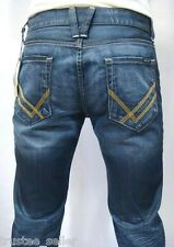 NWT William Rast Justin Timberlake Jake Stitch Logo Boulder ST Fit Jeans 31