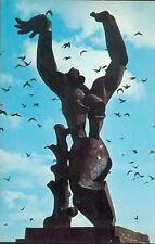 Pays Bas - ROTTERDAM - Monument Mai 1940 - La ville détruite  (E6617)