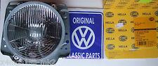 VW MK2 Golf Genuine OEM - HELLA H4 Headlights RHD Cars - PAIR OF - BRAND NEW!!