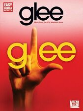 Glee Sheet Music from the Fox Television Show Easy Guitar Book NEW 000702286