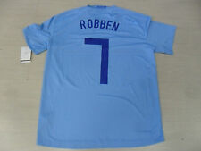 0735 NIKE TAILLE L HOLLANDE DUTCH TRICOT HAUT JERSEY MAILLOT ROBBEN HAUT