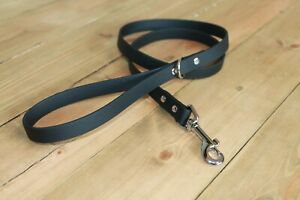 Handcrafted BioThane Dog Lead/ Leash by Myrtle and Willow UK