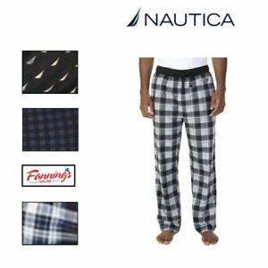 SALE! Nautica Men's Super Soft Pajama Pants Bottoms - VARIETY SZ/CLR G54