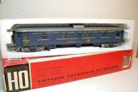 WAGONS TRAIN HO : VOITURE BAGAGES/FIN DE CONVOI CIWL de JOUEF NEUF en boite 5630
