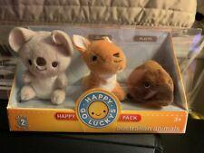 Nib Hallmark Happy Go Lucky's Happy Pack Australian Animals~L@K!