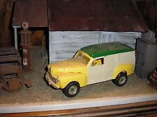 1/24 1/25 Custom 1948 Ford 4x4 lifted Woodie Wagon for junkyard parts restore
