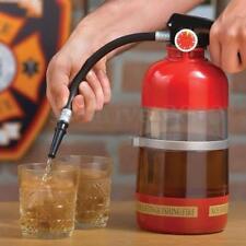 Fire Extinguisher Drink Cocktail Shaker Liquor Pump Wine Beer Dispenser Mac