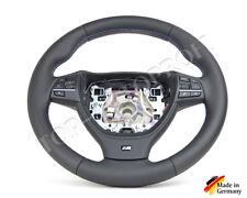 BMW F10 F11 F12 F13 F07 F01 F02 M Sportlenkrad Neu Beziehen mit Schalt wippen KV