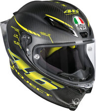 Casco Integrale Carbonio Agv pista GP Top Project 46 2.0 Taglia MS