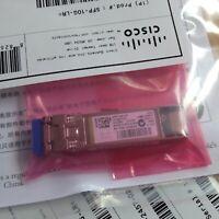 NEW Cisco SFP-10G-LR 10G LR Gigabit 1310nm Transceiver Module - Brand New