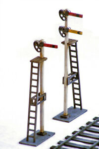 Railway Accessories Double Signal Set R007