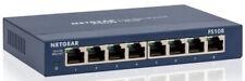 Netgear ProSAFE FS108  8-Port 10/100Mbps Fast Ethernet Switch