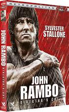DVD  :  JOHN RAMBO ( Director's Cut ) [ Sylvester Stallone ]  NEUF cellophané