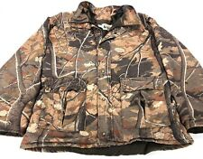 Cabelas Super Slam Insulated Hunting Jacket Realtree Thinsulate Sz XL