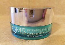 QMS Intensive Eye Care Day & Night Cream, .57 oz 17 ml New