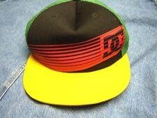 DC Shoes  Mesh Trucker Hat Cap Snapback  N36