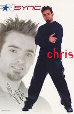 Poster: Music : N Sync - Chris Kirkpatrick Free Shipping #7563 Rp57 L