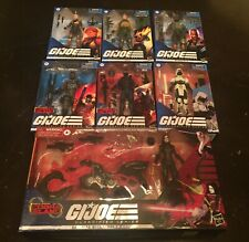 GI Joe Classified Series Baroness Cobra Trooper Storm Shadow Duke Scarlett MORE!