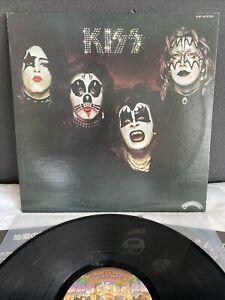 LP Kiss - Same   Japan Press   EX+/NM