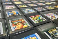 Nintendo Game Boy Color Original Game Cartridges *Authentic* *Cleaned* *Tested*