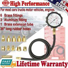AT Automatic Transmission Engine Oil Pressure Tester Gauge Diagnostic Test Kit