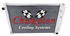 "1985 1986  GMC C2500 C3500 K1500 K2500 3 Row (19 x 28-1/4 "" Core) AR Radiator"