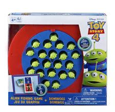 Disney Pixar Toy Story 4 ALIEN FISHING & Dominos board game