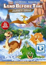 THE LAND BEFORE TIME XIV 14 JOURNEY OF THE BRAVE New Sealed DVD