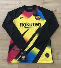 Barcelona FC Nike Dri-fit Soccer Jersey Goalkeeper 2020 Men Size XL