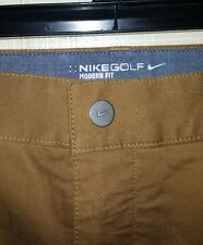 Nike Golf Cropped Pants Men's Size: 38 (NWT - $105.00) 811259