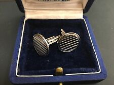 Stingray 925 silver cufflinks - Mint condition.