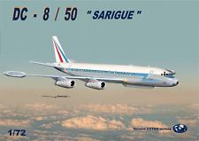 Mach 2 Models 1/72 DOUGLAS DC-8/50 Sarigue