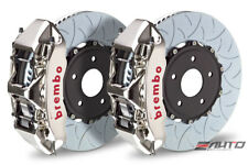 BREMBO Front GT Brake 6pot GT-R 355x32 Type3 Slot Corvette Z06 Grand Sport 06+