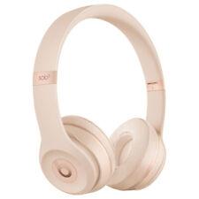 NEW Beats by Dr. Dre Solo3 Wireless On-Ear Headphone - Matte Gold