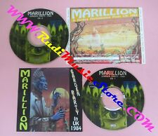 2 CD MARILLON grarden party in UK '84 LIMITED EDITION 1992 PROMO (Xs10) no lp mc