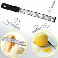 Stainless Steel Food Grater Zesters Cheese Nutmeg Lemon Garlic Ginger Planer