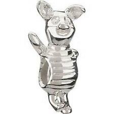 Chamilia Disney PIGLET Winnie The Pooh Sterling Silver Charm Bead DIS-4 RETIRED!