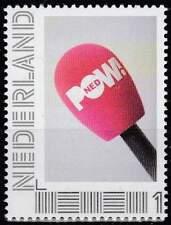 Persoonlijke zegel 60 Jaar TV MNH 14: Pownews