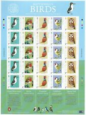 ISLE OF MAN 2016  BIRDS PAIR OF SHEETS UNMOUNTED MINT, MNH