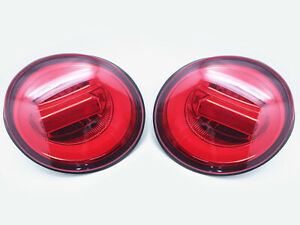 LED Tail Rear Lights W/Sequential Indicators For 98-05 VW Volkswagen NEW BEETLE