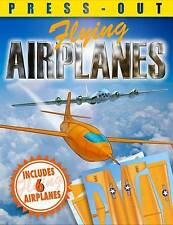 Press-out Flying Airplanes,Claire Bampton,Very Good Book mon0000102145