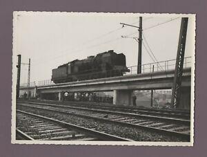 Fotografie - Zug - Linie Paris-Marseille - Saut Schaffell Von Dijon