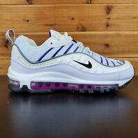 Nike Air Max 98 'Football Grey' AH6799-023 Women's Shoes Size 8.5