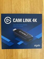 ELGATO CAM LINK 4K COMPACT HDMI CAPTURE DEVICE! BRAND NEW! LOOK! SEE! WOW!