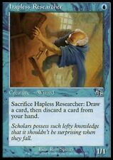 MTG 4x HAPLESS RESEARCHER - Judgment *Wizard DEUTSCH*