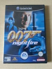 NINTENDO GAMECUBE 007 NIGHTFIRE ITALIANO NUOVO SIGILLATO PAL GC EU JAMES BOND