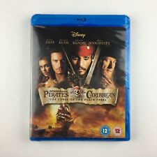 Pirates Of The Caribbean - The Curse Of The Black Pearl (Blu-ray, 2007) *New*