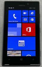 Nokia  Lumia 925 - 16GB - Black(Ohne Simlock) Smartphone #258
