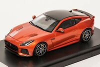 Jaguar F-Type SVR Coupe Firesand, TrueScale Model 1:43 scale, collectable gift