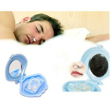 Transparent Soft Silicone Mini Anti-snore Apparatus Sleeping Aids For Good Sleep